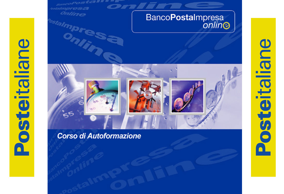 Cd-Rom Banco Posta Impresa Online - E-Learning